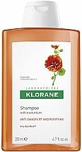 Düfte, Parfümerie und Kosmetik Anti-Schuppen Shampoo mit Kapuzinerkresse - Klorane Shampoo With Nasturtium Extract
