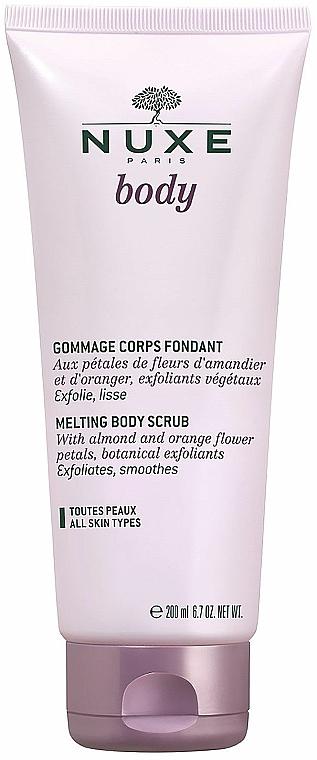 Glättendes Körperpeeling - Nuxe Body Fondant Gentle Body Scrub