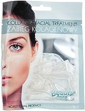 Düfte, Parfümerie und Kosmetik Hydrogel Gesichtsmaske mit Kollagen - Beauty Face Collagen Hydrogel Mask