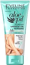 Düfte, Parfümerie und Kosmetik Beruhigendes Rasiergel mit Aloe - Eveline Cosmetics Aloe Epil
