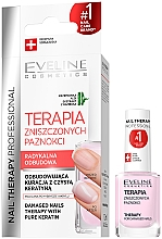 Düfte, Parfümerie und Kosmetik Nagelconditioner - Eveline Cosmetics Nail Therapy Professional Therapy For Damage Nails