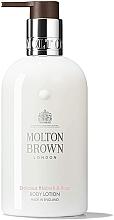 Düfte, Parfümerie und Kosmetik Molton Brown Delicious Rhubarb & Rose Body Lotion - Luxuriöse Körperlotion mit Rhabarber- und Rosenduft