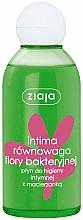 Düfte, Parfümerie und Kosmetik Gel für die Intimhygiene mit Thymian - Ziaja Intima Gel
