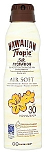 Düfte, Parfümerie und Kosmetik Sonnenschutzspray SPF 30 - Hawaiian Tropic Silk Hydration Air Soft Sunscreen Mist SPF 30