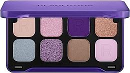 Düfte, Parfümerie und Kosmetik Lidschatten-Palette mit 8 Farben - Makeup Revolution Forever Flawless Dynamic