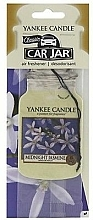 Düfte, Parfümerie und Kosmetik Auto-Lufterfrischer Midnight Jasmine - Yankee Candle Midnight Jasmine Car Jar