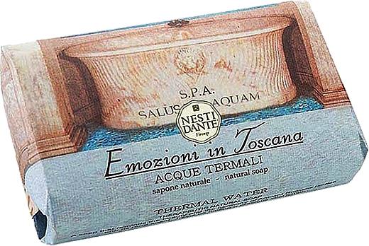 Naturseife Thermal Water - Nesti Dante Natural Soap Emozioni in Toscana Collection