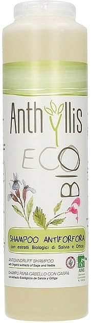 "Anti-Schuppen Shampoo ""Repair & Care"" - Anthyllis Anti Dandruff Shampoo"