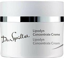 Düfte, Parfümerie und Kosmetik Pflegecreme für trockene Haut - Dr. Spiller Lipodyn Concentrate Cream