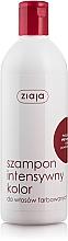 Düfte, Parfümerie und Kosmetik Shampoo für gefärbtes Haar - Ziaja Shampoo