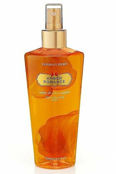 Parfümierter Körpernebel Amber Romance - Victoria's Secret VS Fantasies Amber Romance Fragrance Mist