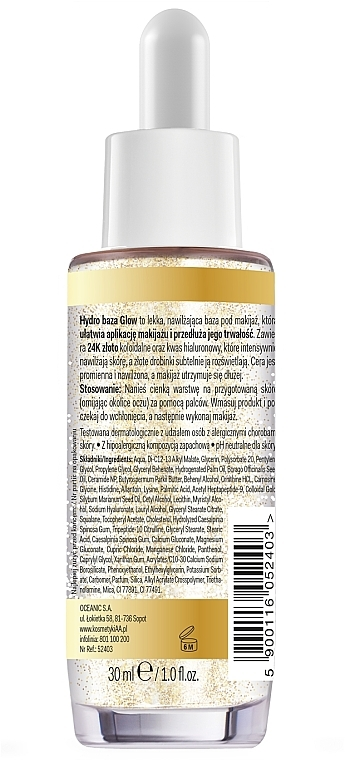 Make-up Base - AA Hydro Baza Glow — Bild N2