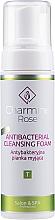 Düfte, Parfümerie und Kosmetik Antibakterieller Gesichtsreinigungsschaum - Charmine Rose Antibacterial Cleansing Foam
