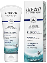 Düfte, Parfümerie und Kosmetik Akutcreme für irritierte Hautstellen - Lavera Neutral Ultra Sensitive