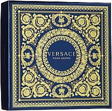 Düfte, Parfümerie und Kosmetik Versace Pour Homme - Duftset (Eau de Toilette 30ml + Duschgel 50ml)