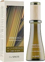 Düfte, Parfümerie und Kosmetik Pflegende Gesichtsampulle-Essenz mit Flachsextrakt aus Neuseeland - The Saem Urban Eco Harakeke Root Essence