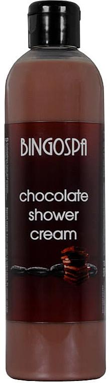 Schokoladen Duschcream zum Abnehmen - BingoSpa