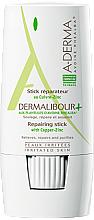 Düfte, Parfümerie und Kosmetik Beruhigende, heilungsfördernde und regenerierende Gesichts- und Körperpflege bei trockenen Hautirritationen für Babys, Kinder und Erwachsene - A-Derma Dermalibour+ Repairing Stick