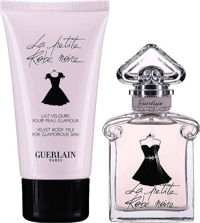 Guerlain La Petite Robe Noir - Duftset (Eau de Toilette 30ml + Körperlotion 75ml) — Bild N2