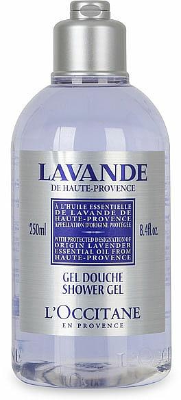 "Duschgel ""Lavendel"" - L'Occitane Lavande Gel Douche Shower Gel — Bild N1"