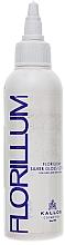 Düfte, Parfümerie und Kosmetik Haarlotion mit Silberglanz für graue und weiße Haare - Kallos Cosmetics Florillum Silver Gloss Lotion
