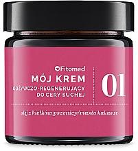 Düfte, Parfümerie und Kosmetik Pflegende und regenerierende Gesichtscreme für trockene Haut - Fitomed Repair Cream Nr1