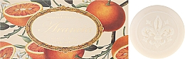 Naturseifen Geschenkset 6 St. - Saponificio Artigianale Fiorentino Orange (6x50g) — Bild N1