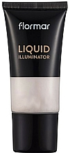 Düfte, Parfümerie und Kosmetik Flüssiger Highlighter - Flormar Liquid Illuminator