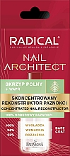Düfte, Parfümerie und Kosmetik Nagelhärter für geschädigte und geschwächte Nägel - Farmona Radical Nail Architect