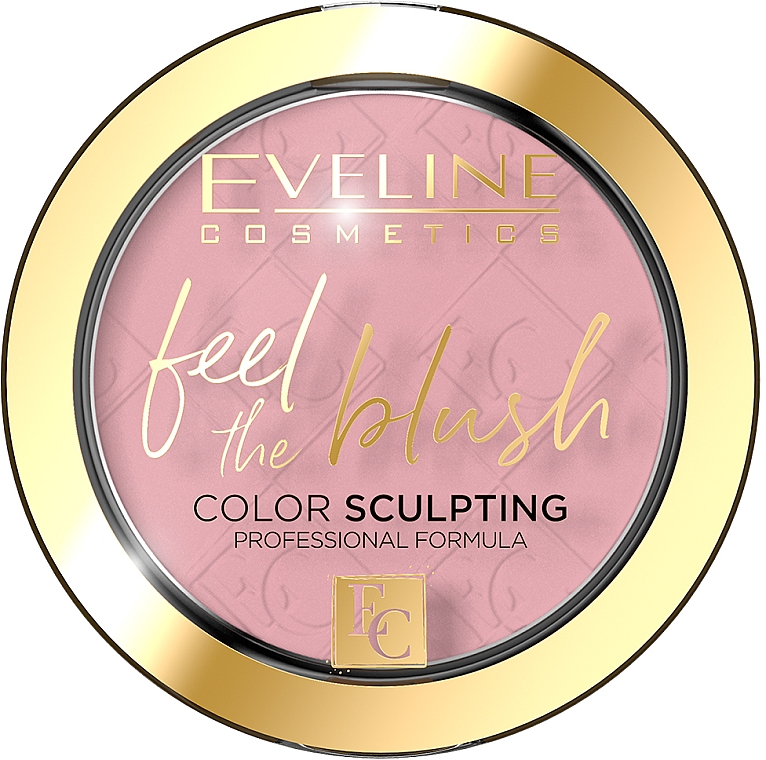 Gesichtsrouge - Eveline Cosmetics Feel The Blush