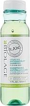 Düfte, Parfümerie und Kosmetik Anti-Schuppen Shampoo für alle Kopfhauttypen - Biolage R.A.W. Rebalance Scalp Oil