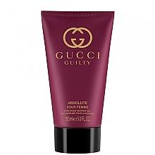 Düfte, Parfümerie und Kosmetik Gucci Guilty Absolute Pour Femme - Parfümiertes Duschgel mit Bulgarischer Rose