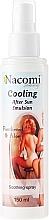 Düfte, Parfümerie und Kosmetik After Sun Körperspray mit Panthenol und Aloe - Nacomi Sunny Body Balsam