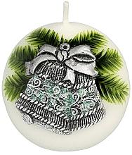 Düfte, Parfümerie und Kosmetik Dekorative Kerze Christmas Bells - Artman Christmas Candle Christmas Bells Ø8cm