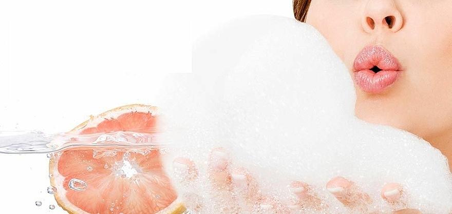 Duschgel mit Bio Grapefruit- und Limettenextrakt - Organic Shop Organic Grapefruit and Lime Active Shower Gel — Bild N2