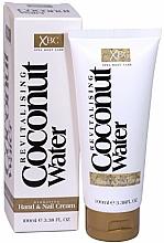 Düfte, Parfümerie und Kosmetik Hand- und Nagelcreme - Xpel Marketing Ltd Coconut Water Hand & Nail Cream
