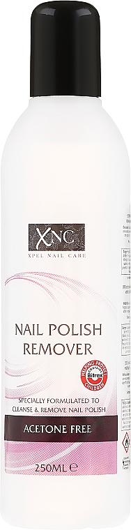 Nagellackentferner - Xpel Marketing Ltd Xnc Nail Polish Remover Acetone Free