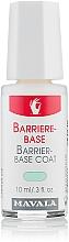 Düfte, Parfümerie und Kosmetik Barriere-Base für trockene, dünne und empfindliche Nägel - Mavala Barrier-Base Coat
