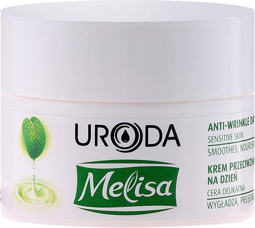 Anti-Falten-Tagescreme für Gesicht - Uroda Melisa Face Cream
