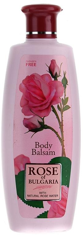 Körperlotion mit Rosenwasser - BioFresh Rose of Bulgaria Body Balsam