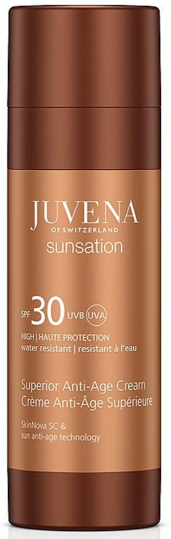 Körpercreme - Juvena Sunsation Superior Anti-Age Cream Spf 30 — Bild N1