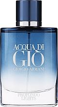 Düfte, Parfümerie und Kosmetik Giorgio Armani Acqua di Gio Profondo Lights - Eau de Parfum