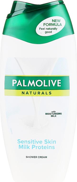 """Duschmilch """" Macadamia und Kakao"""" - Palmolive Naturals Mild & Sensitive Shower Milk"""
