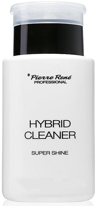 2in1 Gel-Reiniger & Nagelentfeuchter mit Glanz-Effekt - Pierre Rene Professional Hybrid Cleaner Super Shine