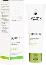 Düfte, Parfümerie und Kosmetik Mattierende Gesichtsemulsion zur Verengung der Poren - Iwostin Purritin Emulsion