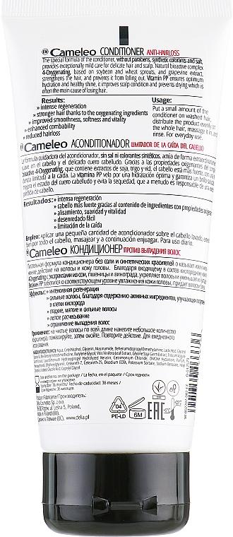 Conditioner gegen Haarausfall mit Klettenextrakt - Delia Cameleo S.O.S. Active Hair Conditioner — Bild N2