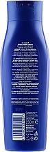 Regenerierendes Shampoo mit Milchprotein für feines Haar - Nivea Hair Milk Regeneration Milk Proteins&Eucerit Shampoo — Bild N2
