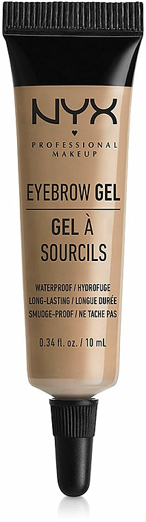 Augenbrauengel - NYX Professional Makeup Eyebrow Gel