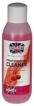 Düfte, Parfümerie und Kosmetik Nagelentfeuchter Strawberry - Ronney Professional Nail Cleaner Strawberry