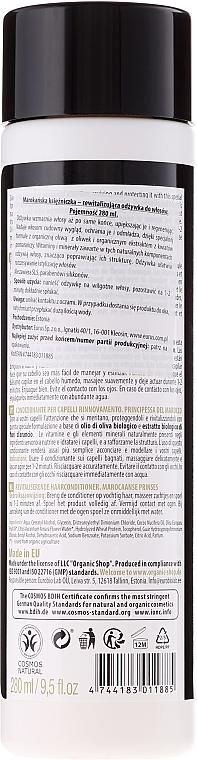 """Regenerierende Haarspülung """"Marokkanische Prinzessin"""" - Organic Shop Organic Olive and Argan Oil Repair Conditioner — Bild N2"""